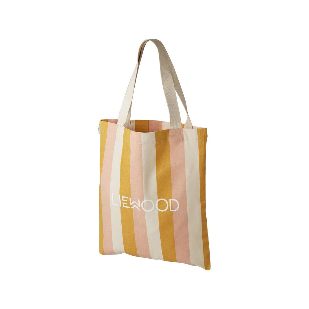 Liewood Tote Bag Peach/Sandy/Yellow Mellow