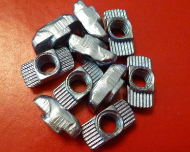 BLANK Anchor Fastener Assembly w//drop-in 10 Series Hardware AFS-010 TNUTZ