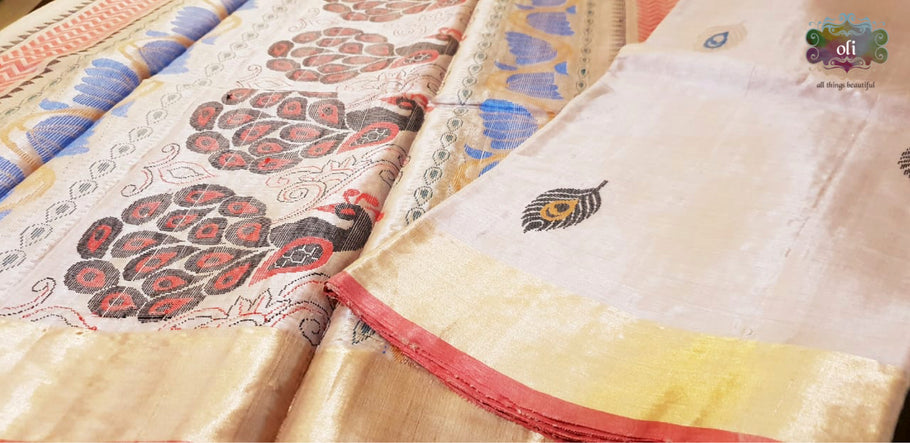 The Return of The Timeless Handloom Sarees
