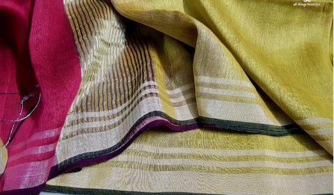 Modern era of Indian handcrafted sarees