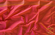 Pure katan Banarasi Sari with blouse piece