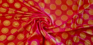 Rani Brocade Silk Fabric