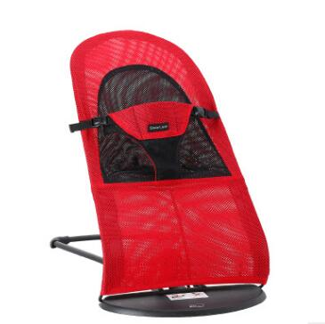 Ergonomic Self-Rocking Baby Bouncer