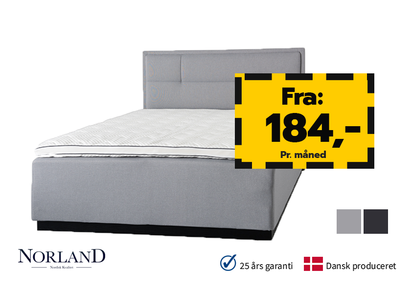 Norland Superior ONE 140X200