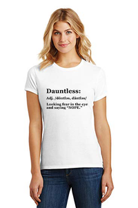 Dauntless T-Shirt Tee