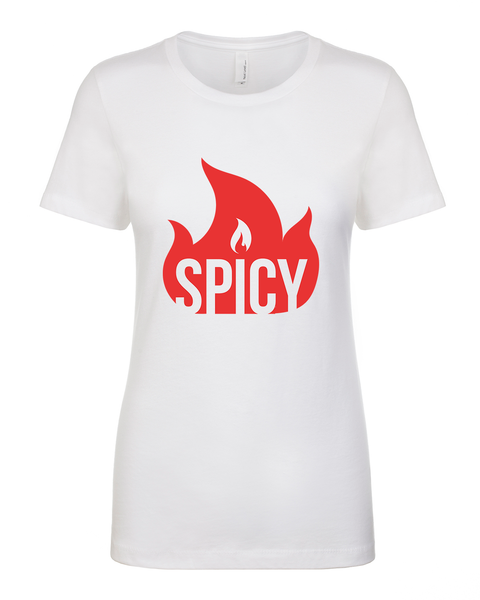Spicy T-Shirt Tee Women