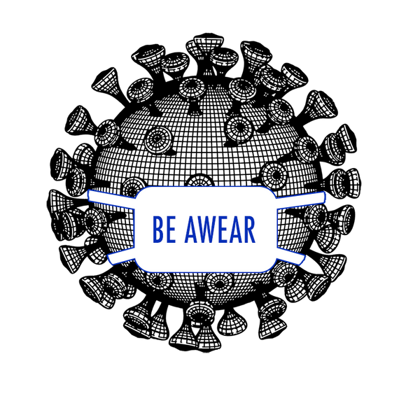 Be Awear- WHO benefit shirt