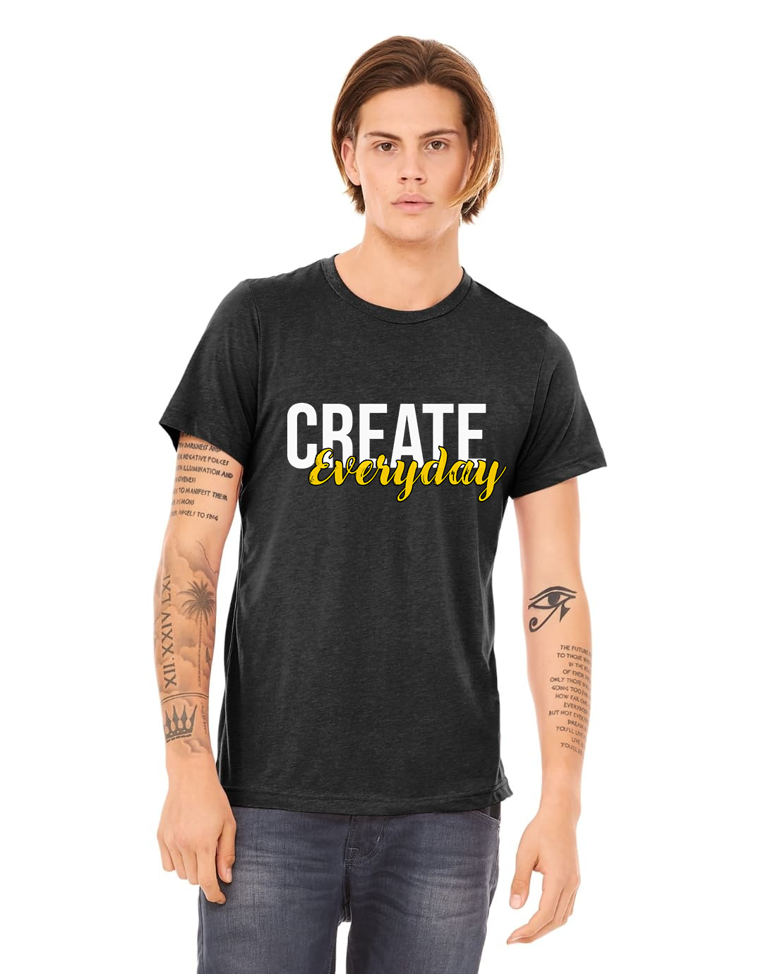Create Everyday- Preorder - Crew