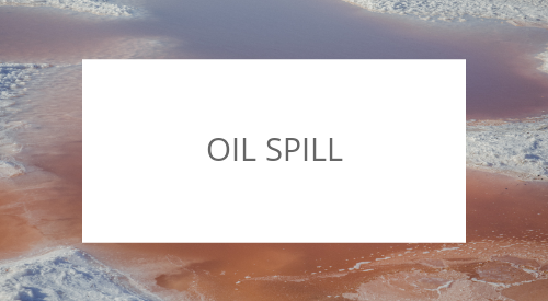 ...and yet, another oil spill.