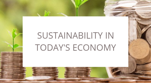 Can sustainability impact today's economy?
