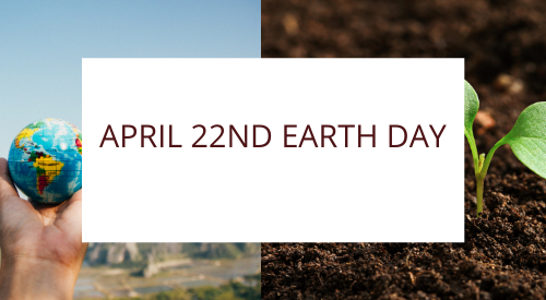 April 22nd Earth Day