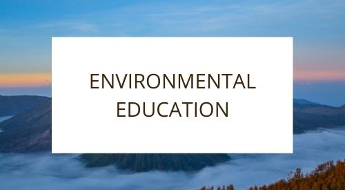 Should environmentalism be a part of the curriculum at schools?