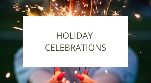 Different holiday celebrations around the World