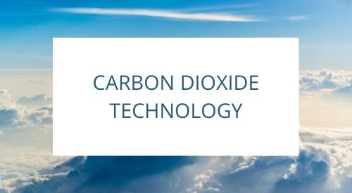 New technology to extract carbon dioxide