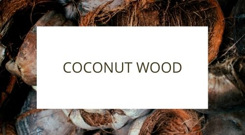 Is coconut wood sustainable?