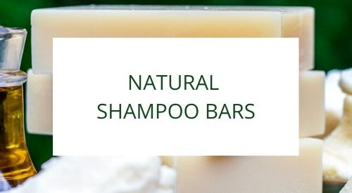 Our transition to natural shampoo bars