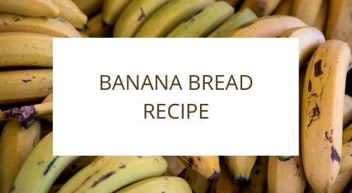 Our Zero Waste Gluten Free Kitchen – Banana Bread