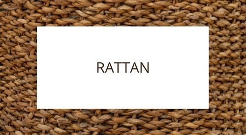 Is rattan an eco-friendly material?