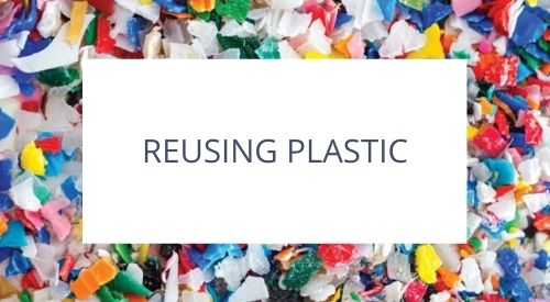 How to give plastic a second life