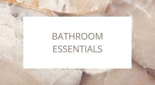 What are our zero-waste bathroom essentials?