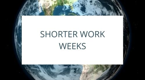 Shorter work weeks could benefit climate change