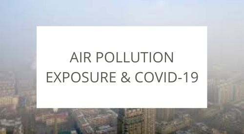 Higher air pollution exposure linked to COVID-19 mortality