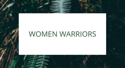 Meet the 'Women Warriors' protecting the Amazon Forest