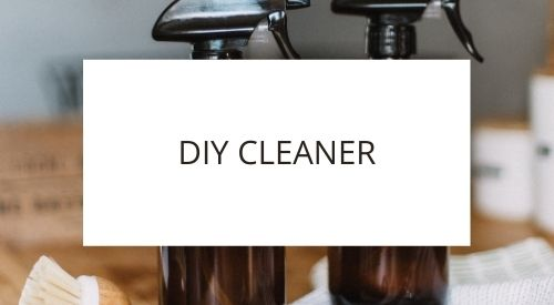 How to make a non-toxic house cleaner