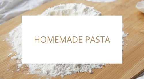 Our zero-waste kitchen: homemade pasta
