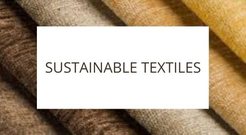 What textiles are the most sustainable for clothing?