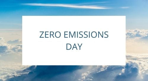 What is zero-emissions day?