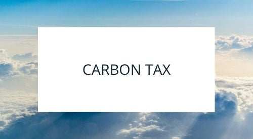 Is carbon tax the solution to pollution?