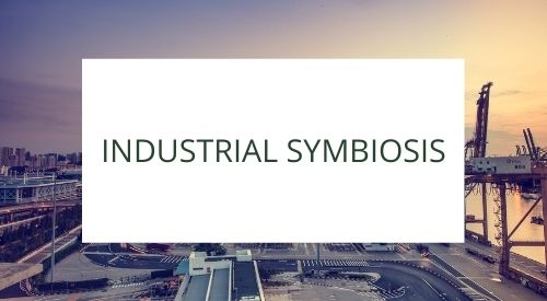What is industrial symbiosis?