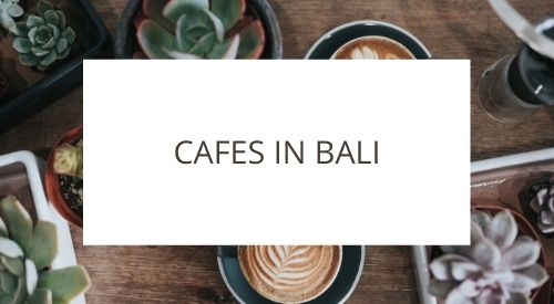 5 sustainable cafes in Bali