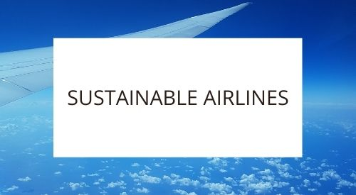 Which are the most sustainable airlines?