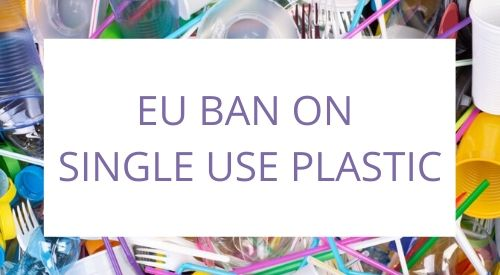 EU ban on single use plastic