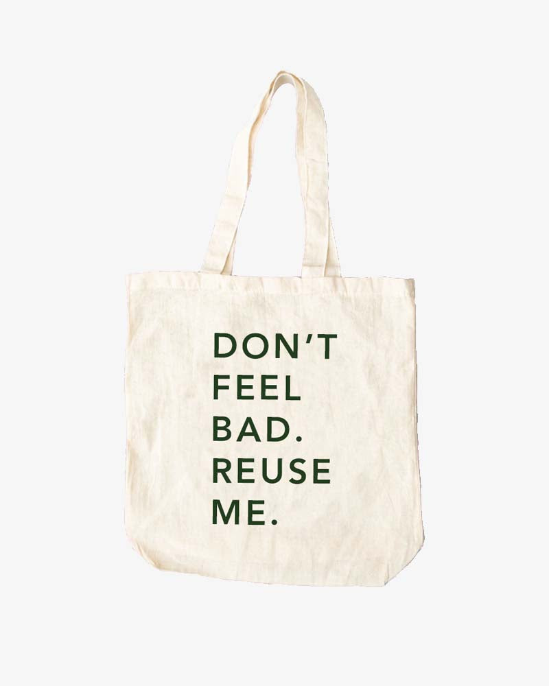 Reuse me banda tote - PRODUCT ONLY AVAILABLE FOR WHOLESALE