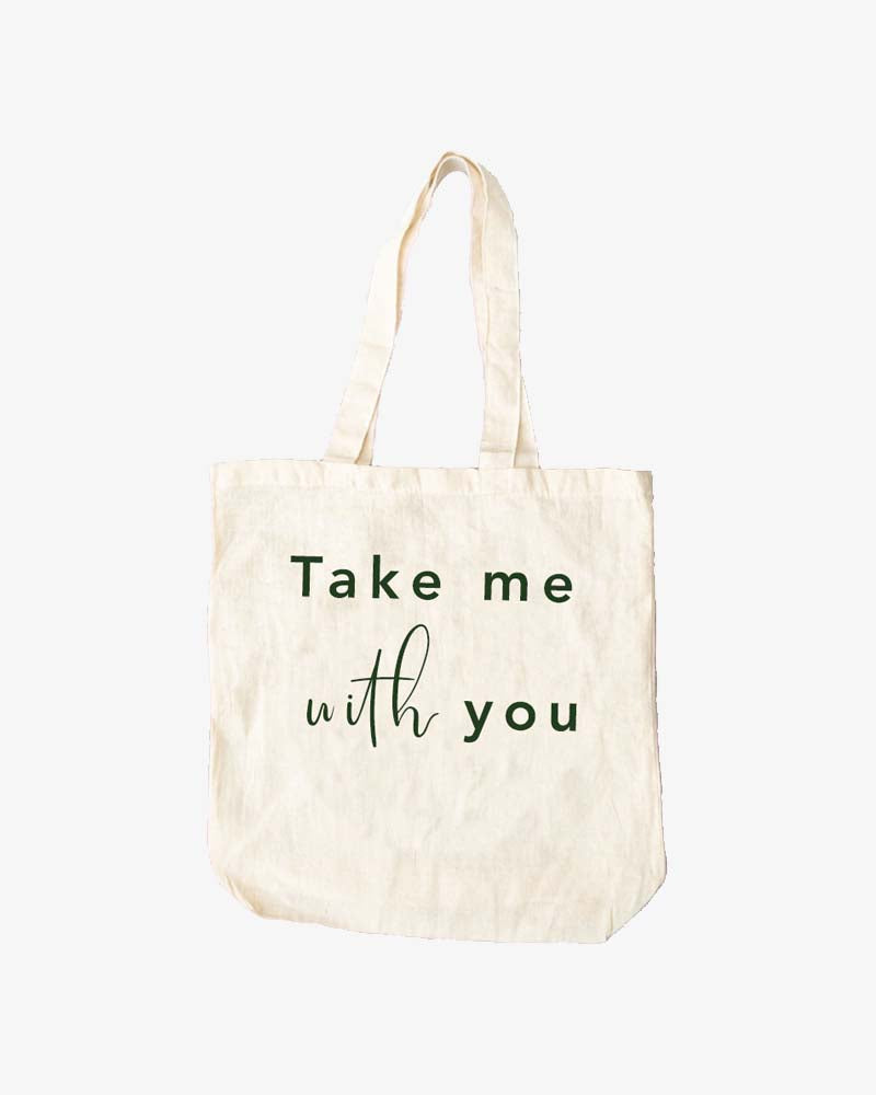 Take me banda tote - PRODUCT ONLY AVAILABLE FOR WHOLESALE