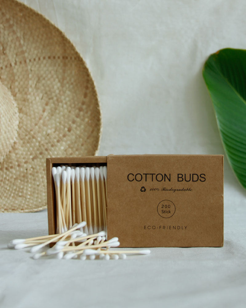 Manú cotton buds