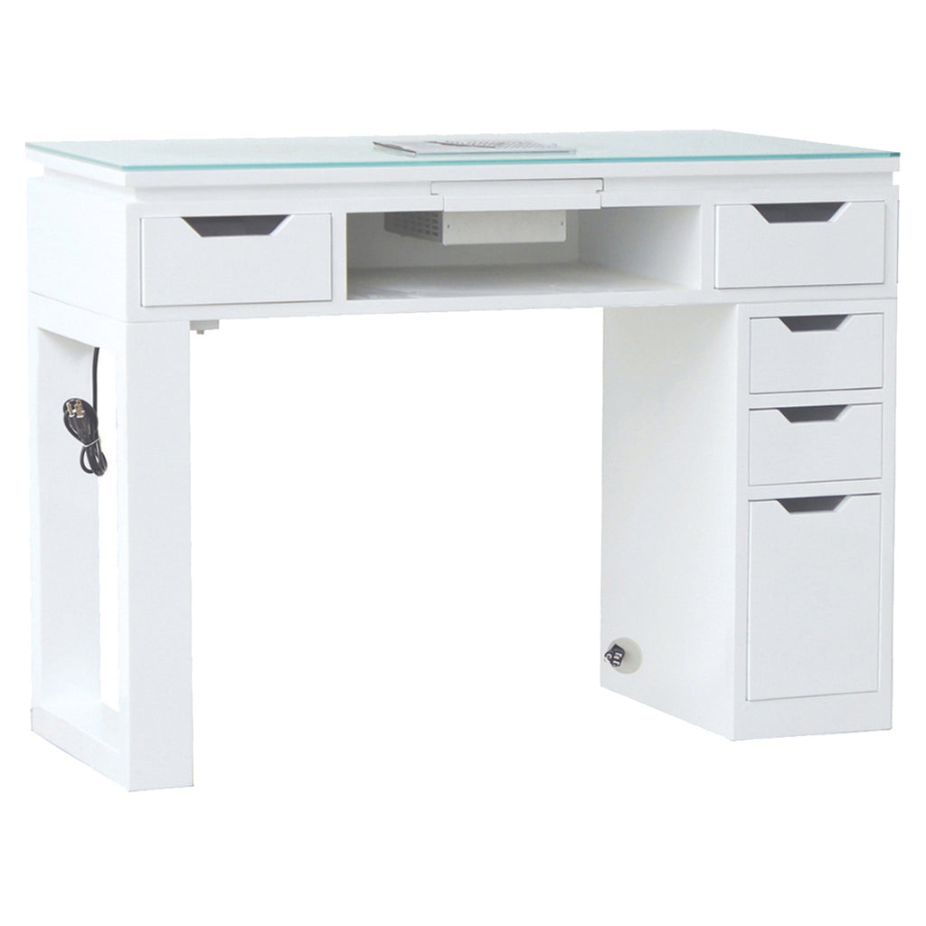 Manicure Tables by Valentino Beauty Pure - Salon Furniture