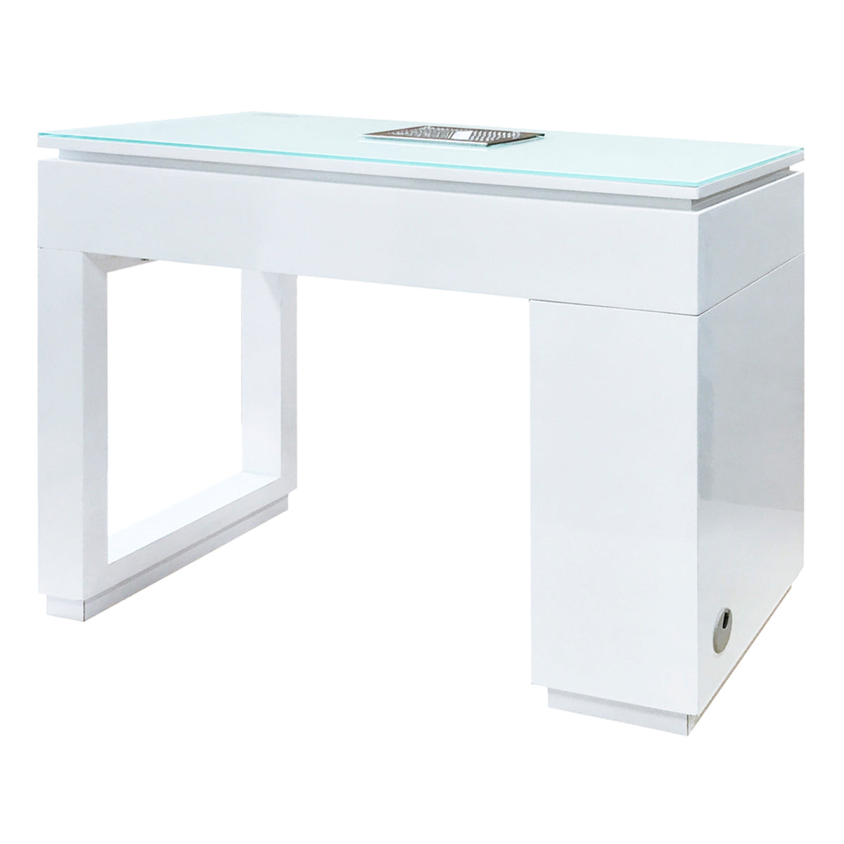 Valentino LUX Manicure Nail Table - White - Client Side