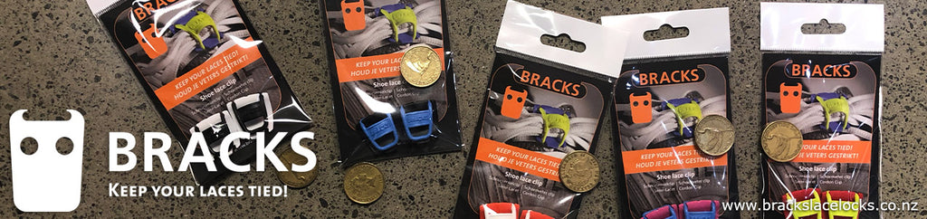 Fundraising Options - BRACKS Lace Locks