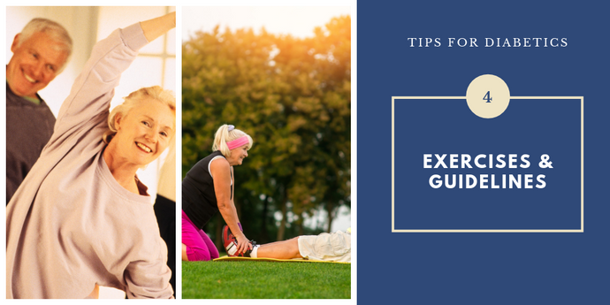Exercises & Guidelines for Managing Diabetes
