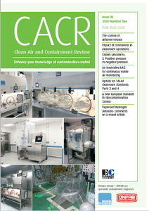 Clean Air and Containment Review - Issue 42 - Latest issue