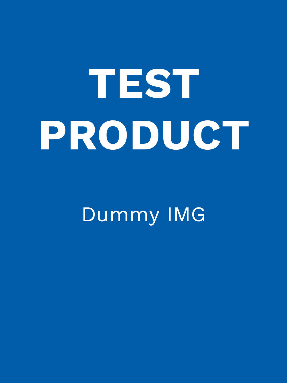 Test Digital Update Product