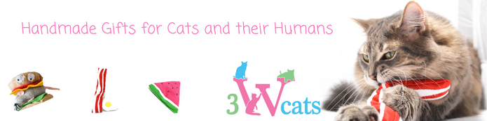 3 W cats