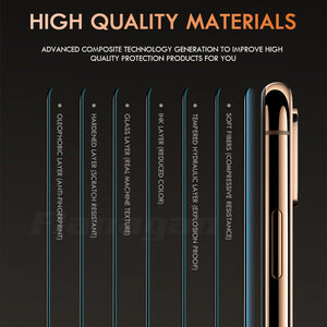 Smart Phone Tempered Glass Protector