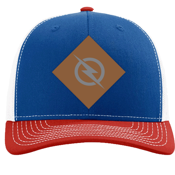 Loveland Swim Club Leather Patch Hat