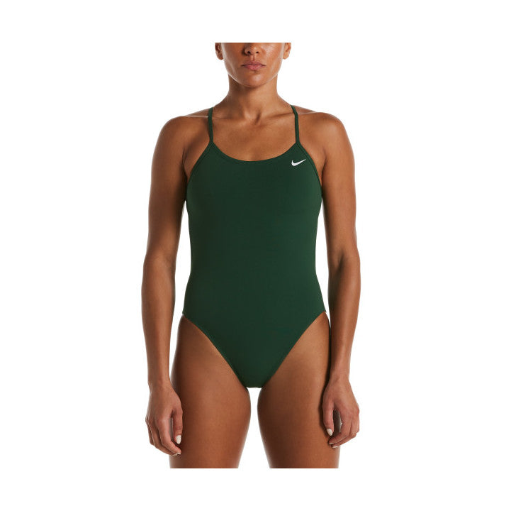 Nike Hydrastrong Solid Cutout One Piece