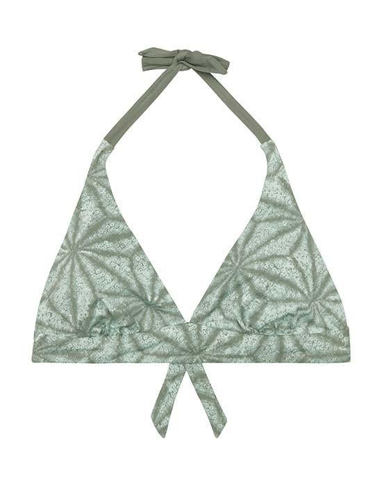 Carve Beth Reversible Top- Moss
